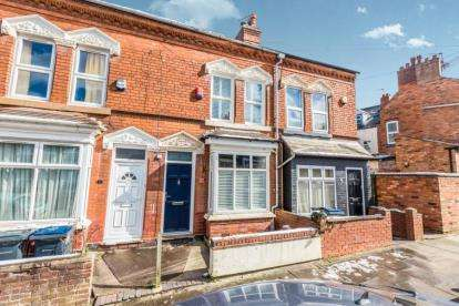 2 Bedrooms Terraced House for sale in Bond Street, Stirchley, Birmingham, West Midlands