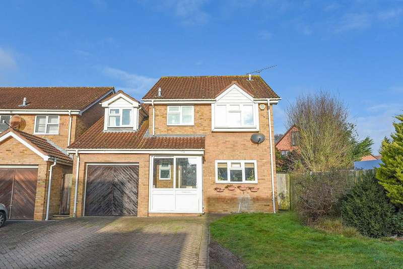 4 Bedrooms Detached House for sale in Rainworth Close, Lower Earley, Reading, Berkshire, RG6