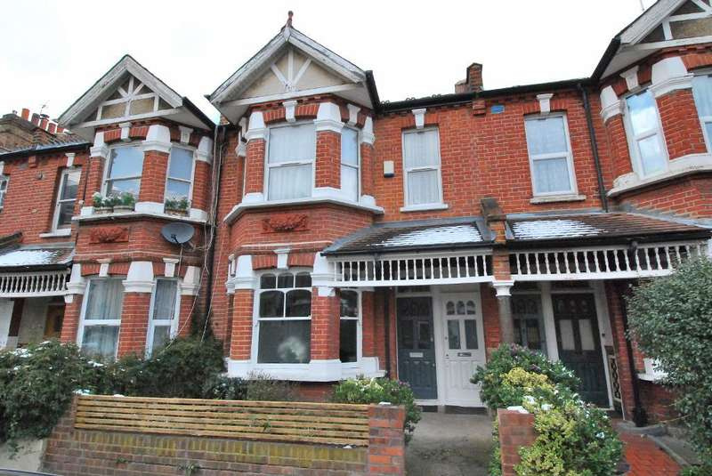 2 Bedrooms Maisonette Flat for sale in Valetta Road, Acton, London, W3 7TA
