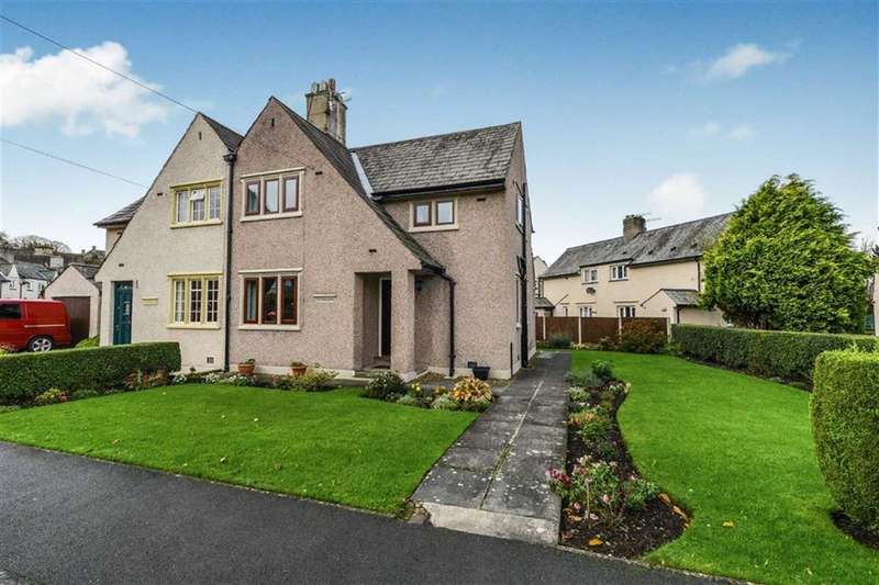 3 Bedrooms Semi Detached House for sale in Peel Crescent, Lancaster, LA1