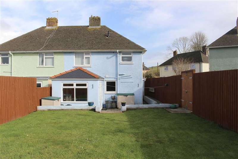 3 Bedrooms Semi Detached House for sale in St Peters Road, Pembroke Dock