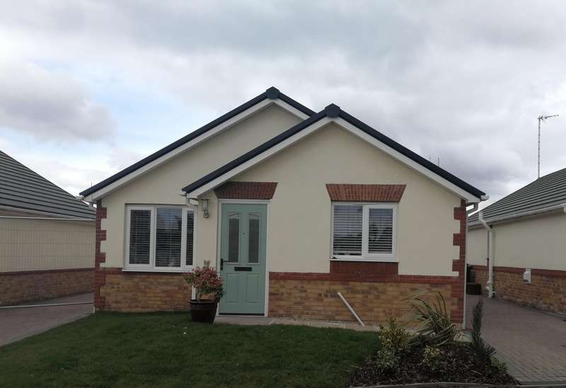 3 Bedrooms Detached Bungalow for sale in The Barkley House Type, Park View, Barrow-in-Furness, LA13 0GU