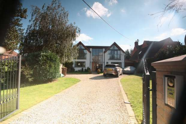 4 Bedrooms Detached House for sale in Gidley Way Horspath Oxford