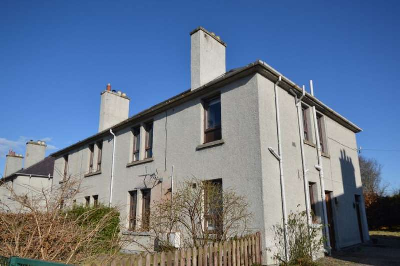 2 Bedrooms Flat for sale in Lochalsh Road, Inverness, IV3