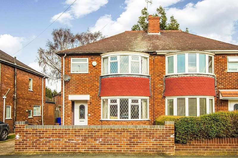 3 Bedrooms Semi Detached House for sale in Liverpool Avenue, Doncaster, DN2