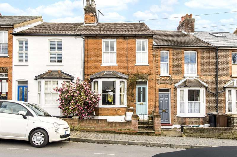 3 Bedrooms Terraced House for sale in Thorpe Road, St. Albans, Hertfordshire, AL1