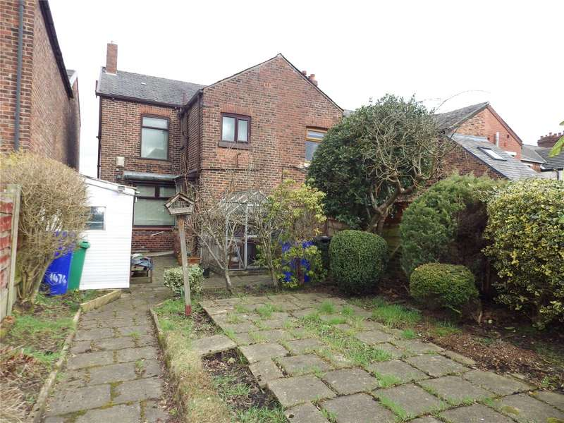 3 Bedrooms End Of Terrace House for sale in Ashton Old Road, Manchester, Greater Manchester, M11