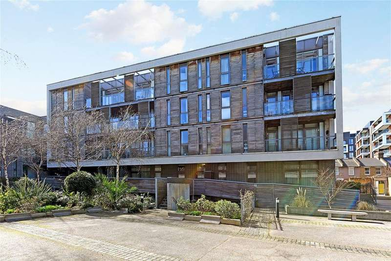 2 Bedrooms Flat for sale in Union Park, Greenwich, London