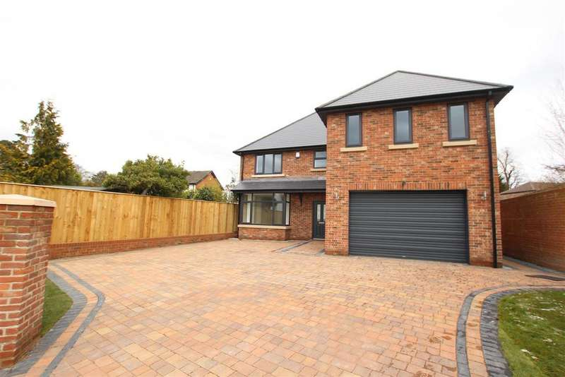 4 Bedrooms Detached House for sale in Blackwell, Darlington