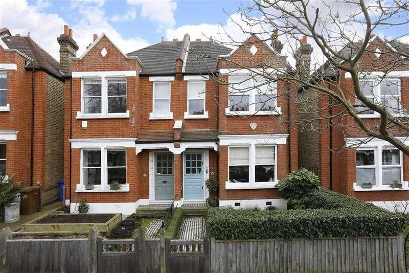 4 Bedrooms Semi Detached House for sale in Desenfans Road, London