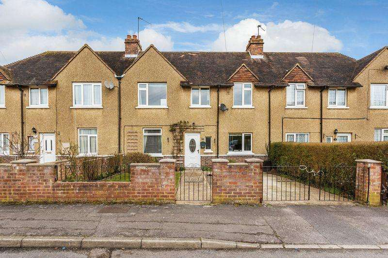 3 Bedrooms Terraced House for sale in shepherds hill, guildford