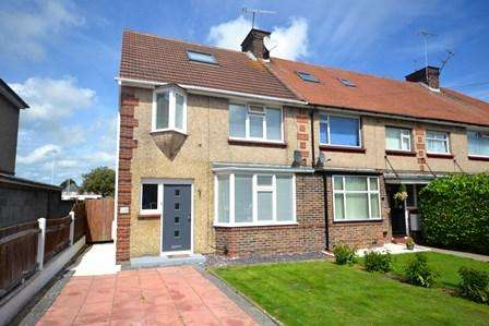 5 Bedrooms Semi Detached House for rent in Worthing