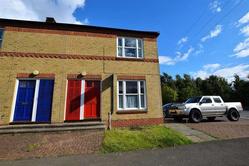 2 Bedrooms Terraced House for sale in Riverside View, Norton, Malton, YO17 9RB