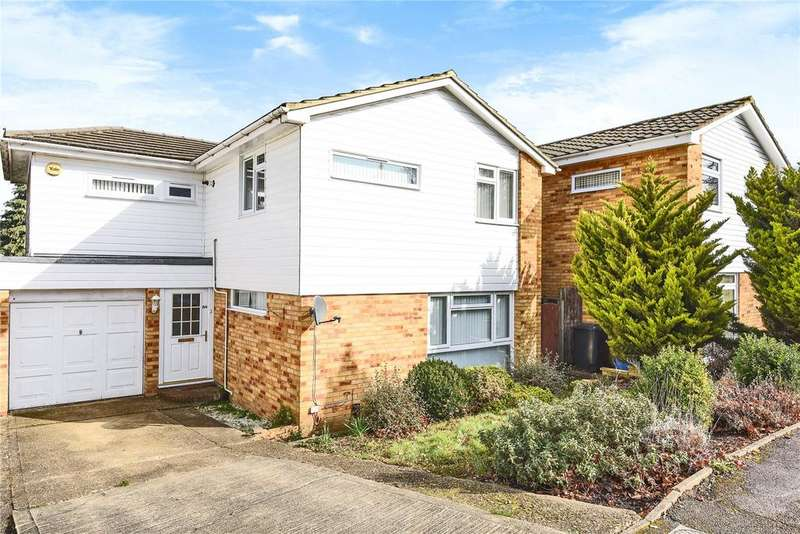 5 Bedrooms Link Detached House for sale in Wolf Lane, Windsor, Berkshire, SL4