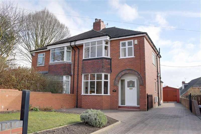 3 Bedrooms Semi Detached House for sale in Blurton Road, Blurton
