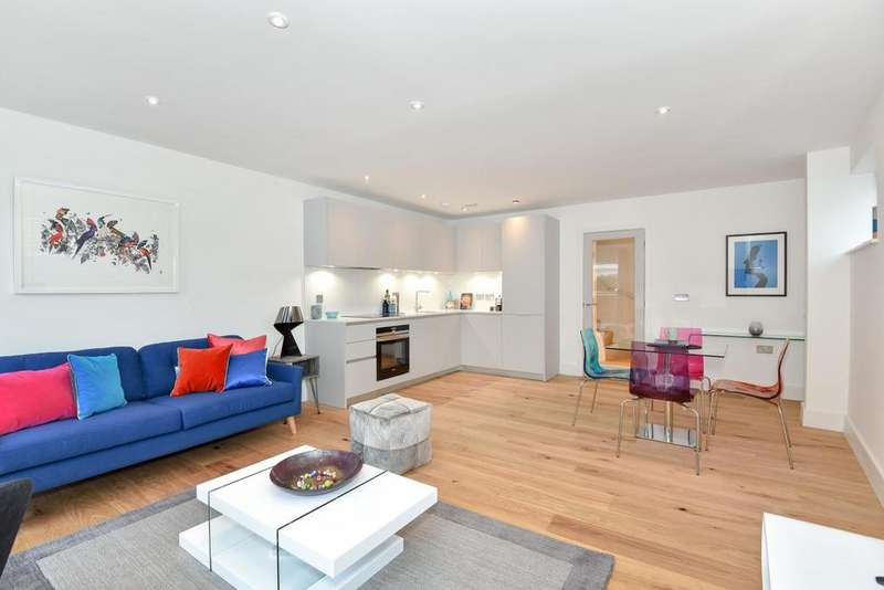 2 Bedrooms Maisonette Flat for sale in Silvester Road, East Dulwich