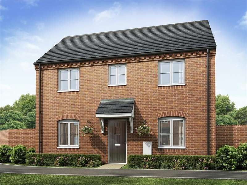 3 Bedrooms Detached House for sale in The Heights, Newark, Nottinghamshire. NG24 2JP