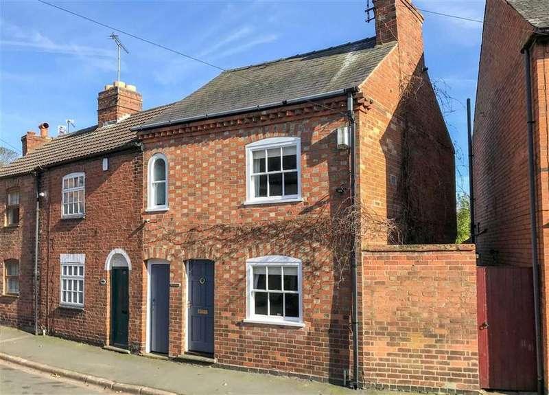 2 Bedrooms Cottage House for sale in Beveridge Street, Barrow Upon Soar, LE12