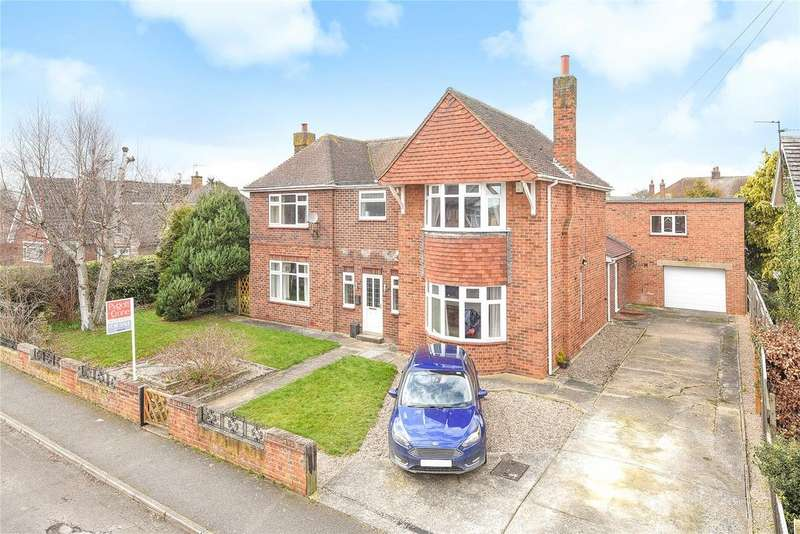 5 Bedrooms Detached House for sale in Hervey Road, Sleaford, NG34
