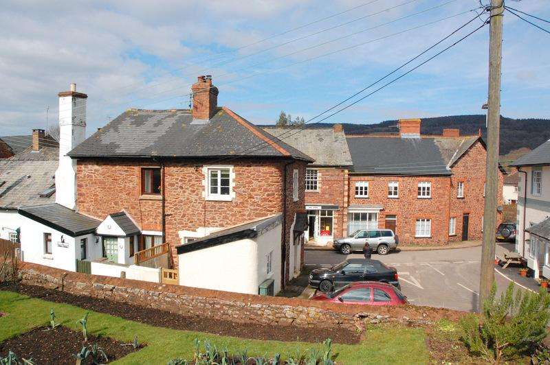 2 Bedrooms Unique Property for sale in Forge Cottages, Timberscombe TA24
