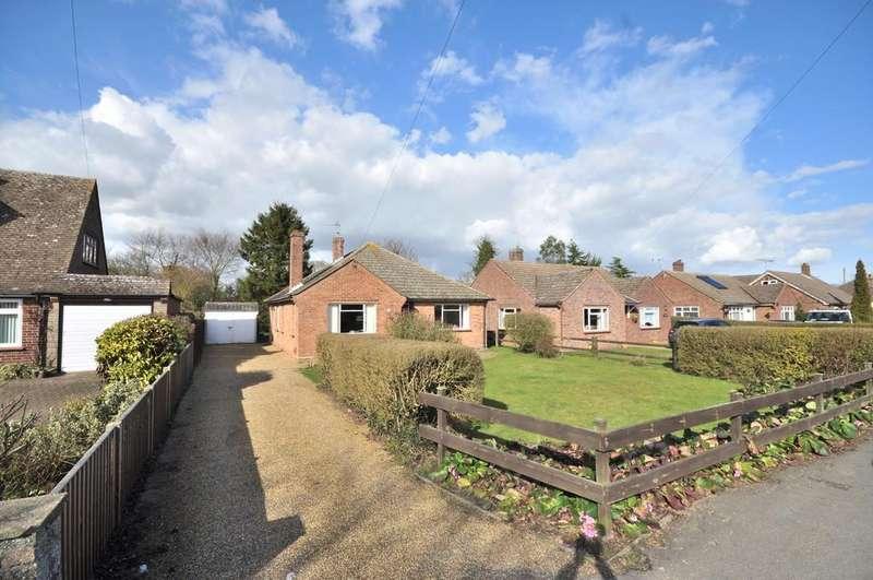 3 Bedrooms Detached Bungalow for sale in School Road, Langham, CO4 5PB