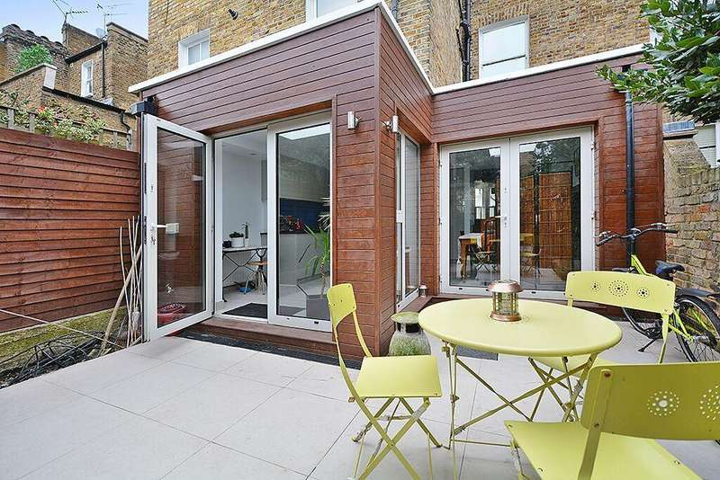 5 Bedrooms Terraced House for sale in Chesilton Road, London, SW6