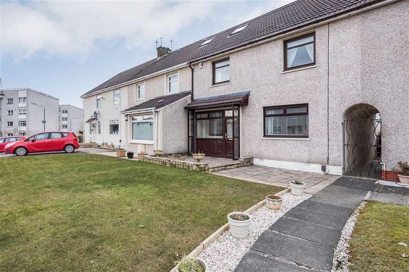 4 Bedrooms Terraced House for sale in Livingstone Drive, Murray, EAST KILBRIDE