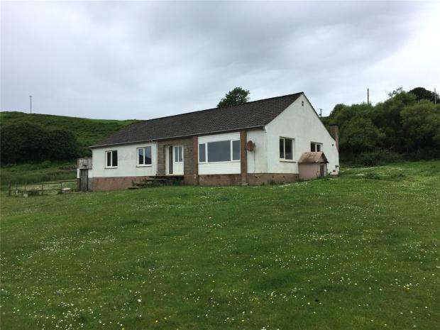 4 Bedrooms Detached Bungalow for sale in South Cuan, Isle Of Luing, Argyll and Bute