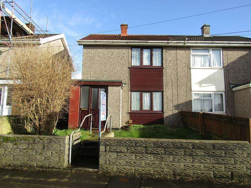 2 Bedrooms Semi Detached House for sale in Heol Cledwyn , Birchgrove, Swansea, City And County of Swansea.