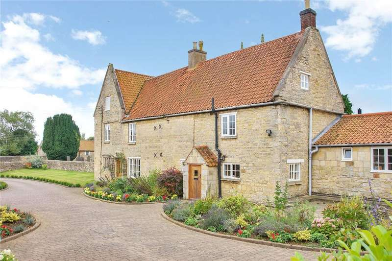 4 Bedrooms Detached House for sale in Back Lane, Stonesby, Melton Mowbray