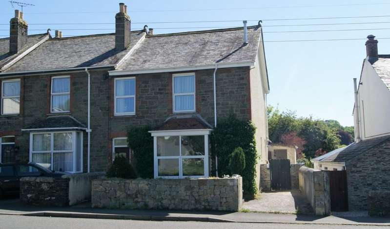 3 Bedrooms End Of Terrace House for rent in Whitchurch, Devon