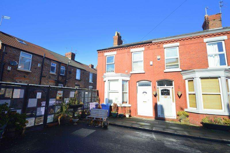 3 Bedrooms Terraced House for sale in Grosvenor Road, Wavertree