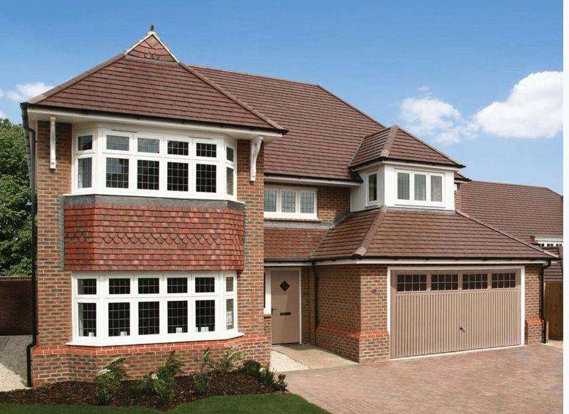4 Bedrooms Detached House for sale in THE RICHMOND, PLOT 24, WOODLANDS NOOK, ASTON ON TRENT