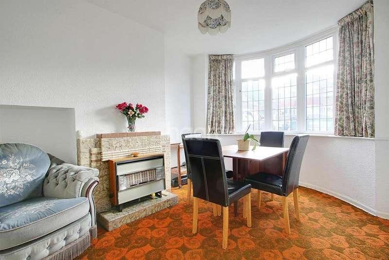 3 Bedrooms Semi Detached House for sale in Millfield Road, Handsworth Wood, Birmingham