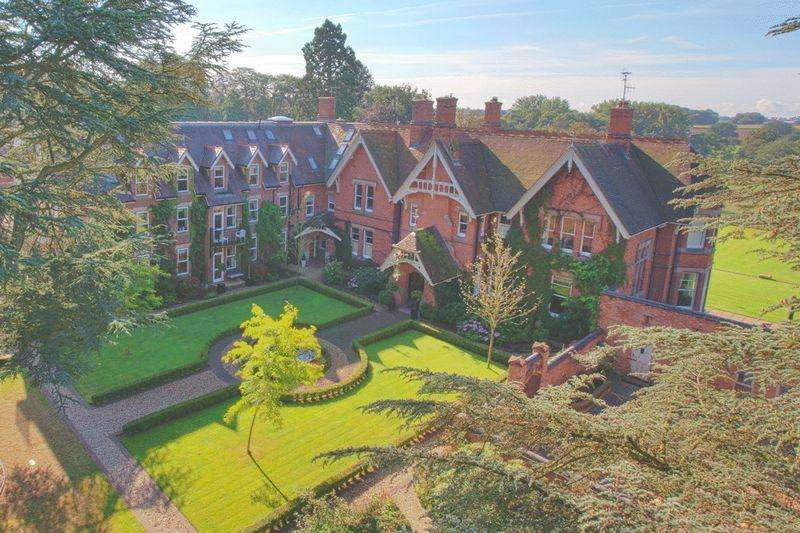3 Bedrooms Apartment Flat for sale in Horsley Hall, Horsley Lane, Horsley, Eccleshall, Stafford