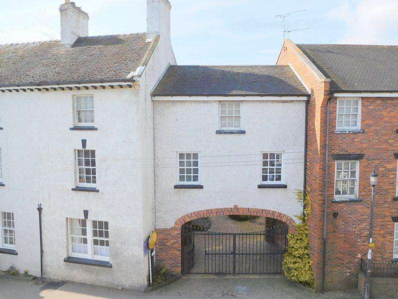 1 Bedroom Apartment Flat for sale in Cheshire Street, Audlem