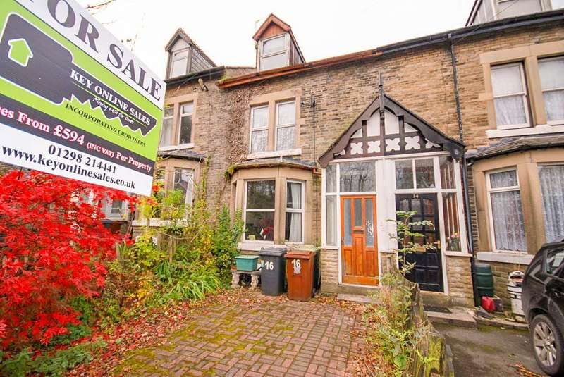 4 Bedrooms Terraced House for sale in Crowestones, Buxton