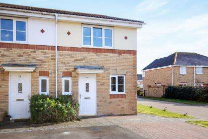 2 Bedrooms Semi Detached House for sale in East Cowes, Isle Of Wight, .