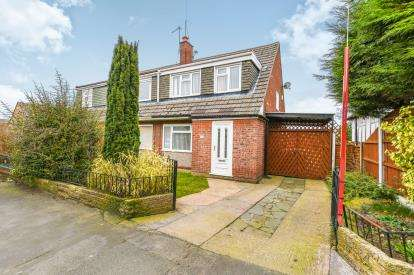 3 Bedrooms Semi Detached House for sale in Keith Avenue, Great Sankey, Warrington, Cheshire