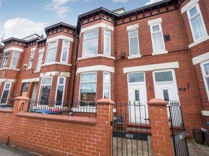 4 Bedrooms Terraced House for sale in Seedley Park Road, Salford, Greater Manchester