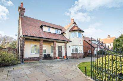 4 Bedrooms Detached House for sale in Windsor Road, Lytham St Annes, Lancashire, England, FY8