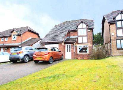 3 Bedrooms Detached House for sale in Eden Grove, Mossneuk