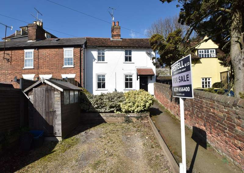 3 Bedrooms End Of Terrace House for sale in Rye Street, Bishop's Stortford