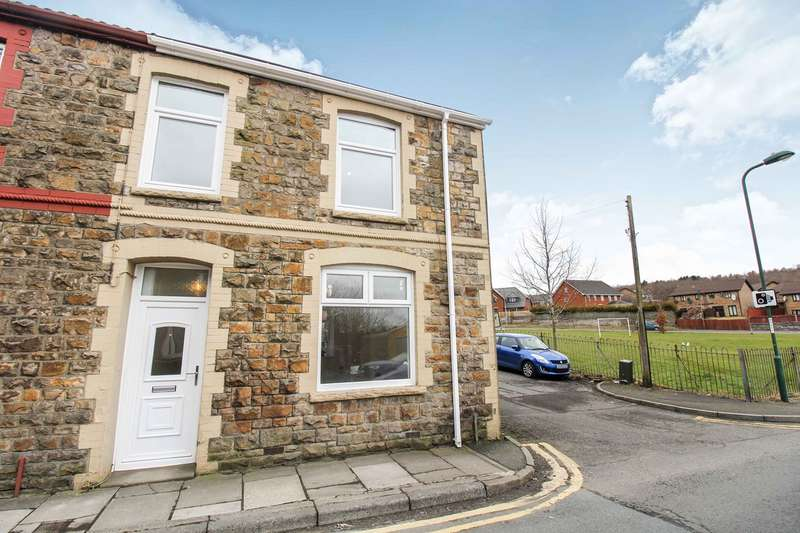 3 Bedrooms End Of Terrace House for sale in Mount Pleasant Road, Ebbw Vale, NP23