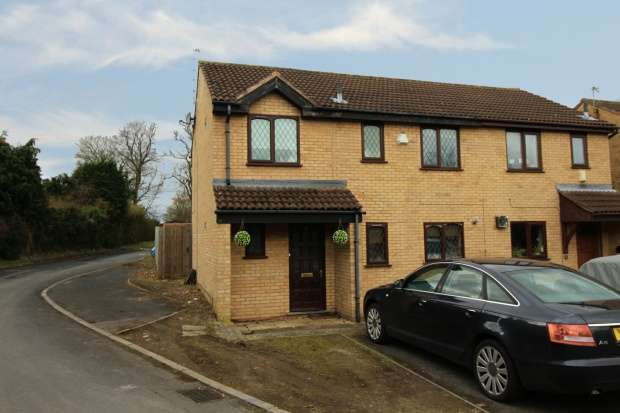 3 Bedrooms Semi Detached House for sale in Vicarage Close, Brierley Hill, West Midlands, DY5 2RJ