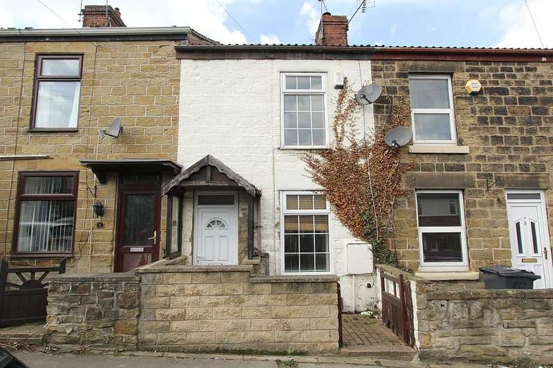 2 Bedrooms Terraced House for sale in Firth Street, Rotherham, South Yorkshire, S61 4PP