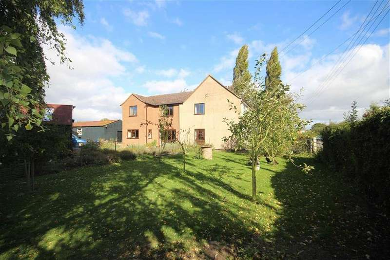 3 Bedrooms Detached House for sale in Water Gate, Quadring, Spalding, Lincolnshire