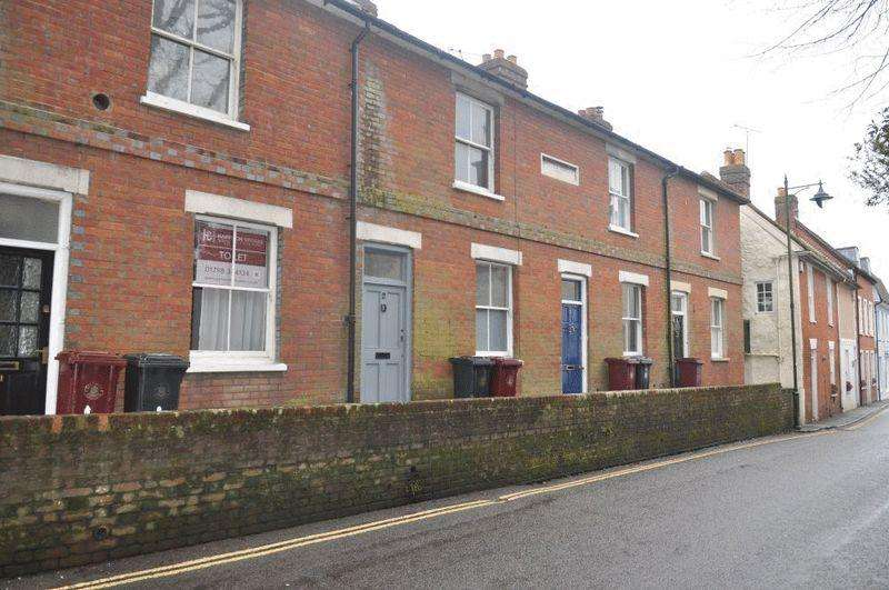 2 Bedrooms Terraced House for sale in Montier Terrace, Petworth