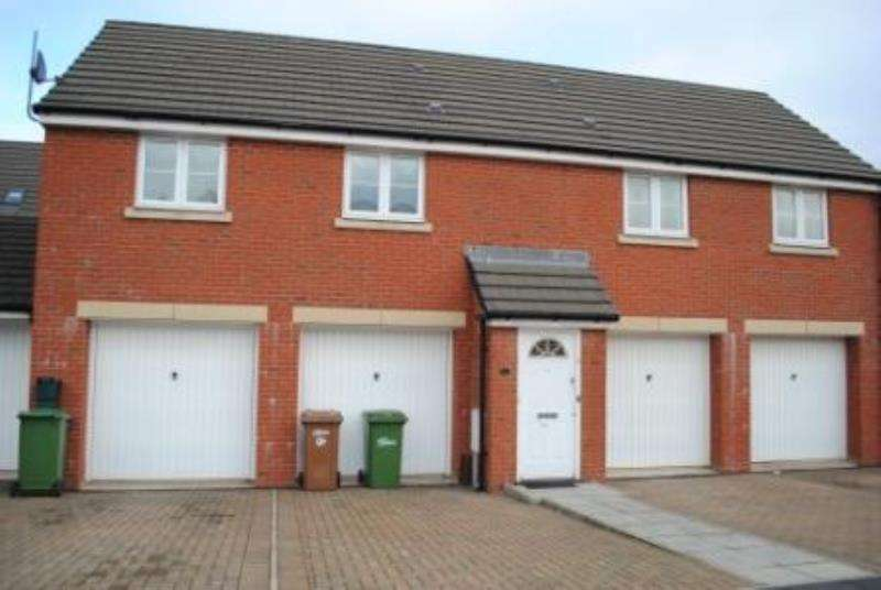 1 Bedroom Flat for rent in Knights Walk, Caerphilly