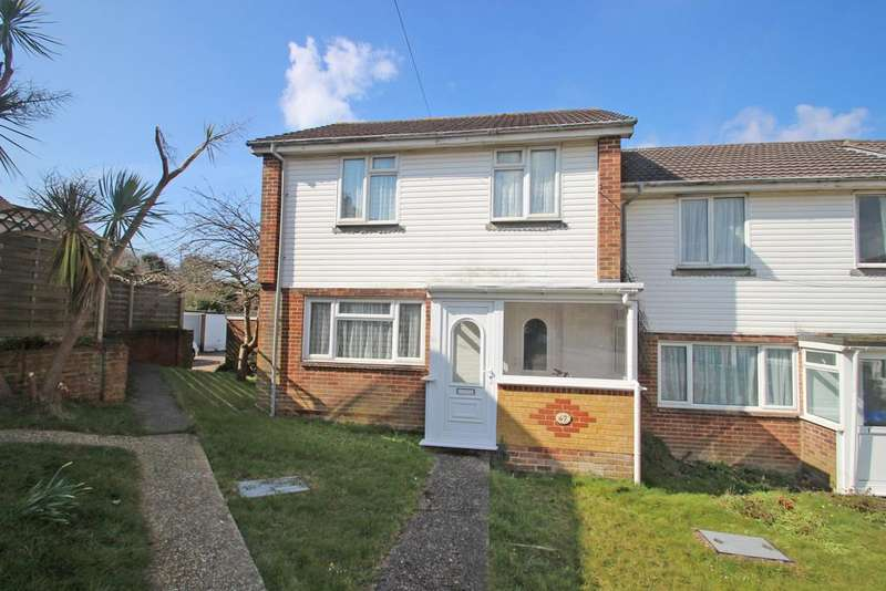 3 Bedrooms End Of Terrace House for sale in Hillcrest Road, Rookley